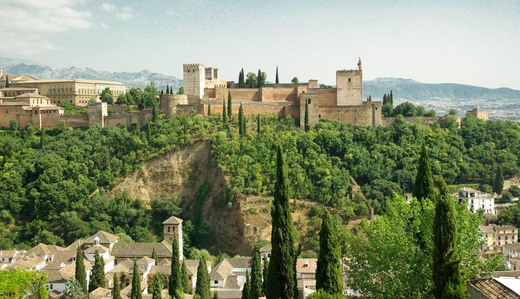 2018'de Gidilecek Yerler: Alhambra