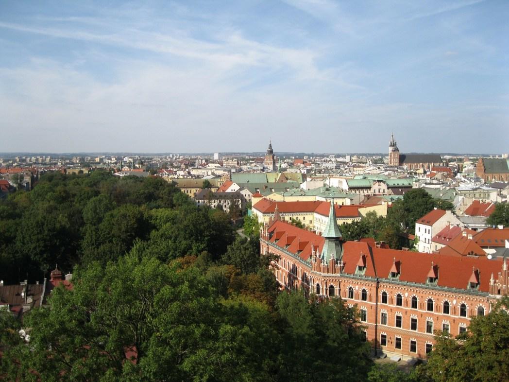 2018'de Gidilecek Yerler: Cracovia