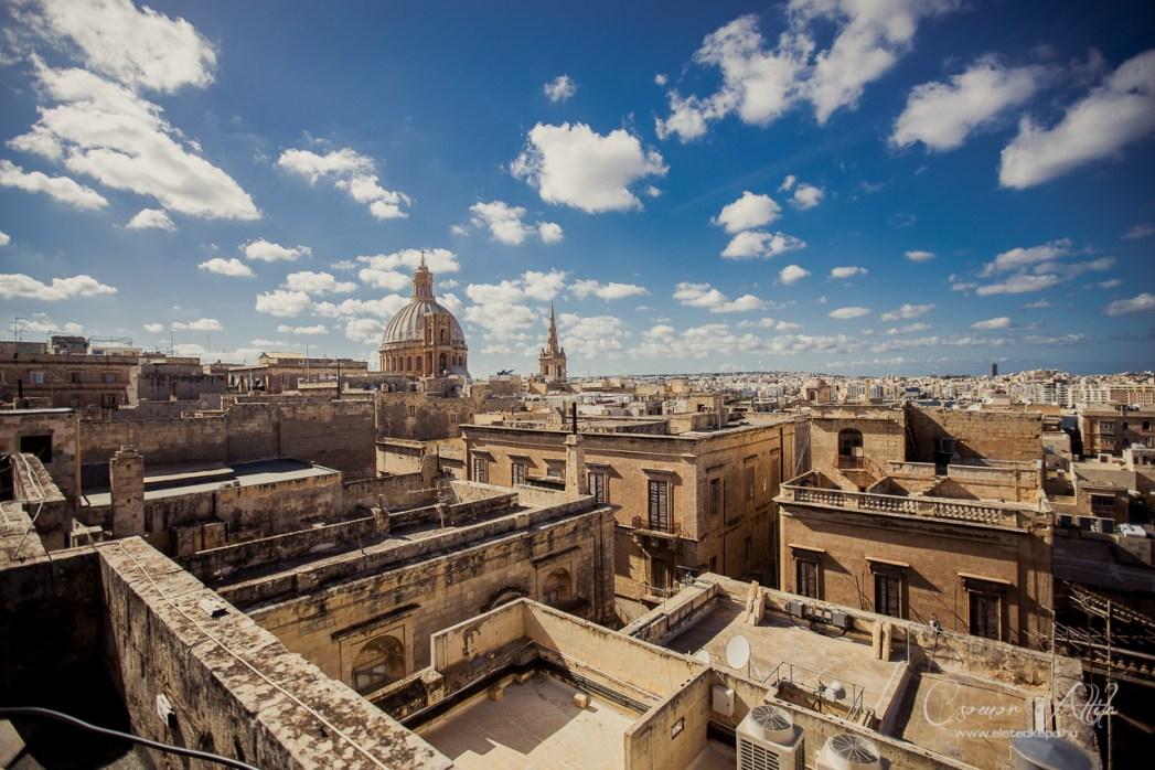 2018'de Gidilecek Yerler: La Valletta