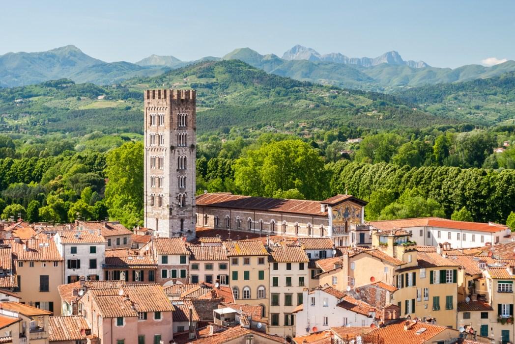 2018'de Gidilecek Yerler: Lucca