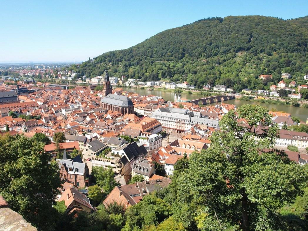2018'de Gidilecek Yerler: Heidelberg