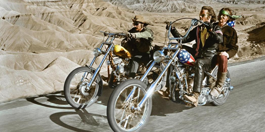 Easy Rider Film - Özgürlüğün Bedeli Film