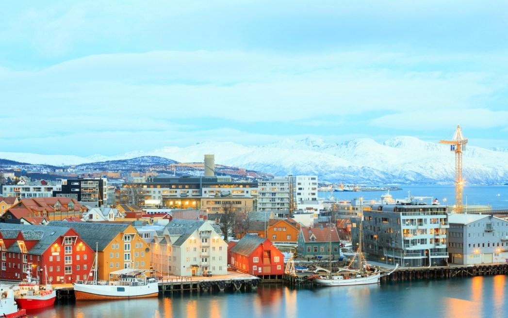 2018'de Gidilecek Yerler: Tromso