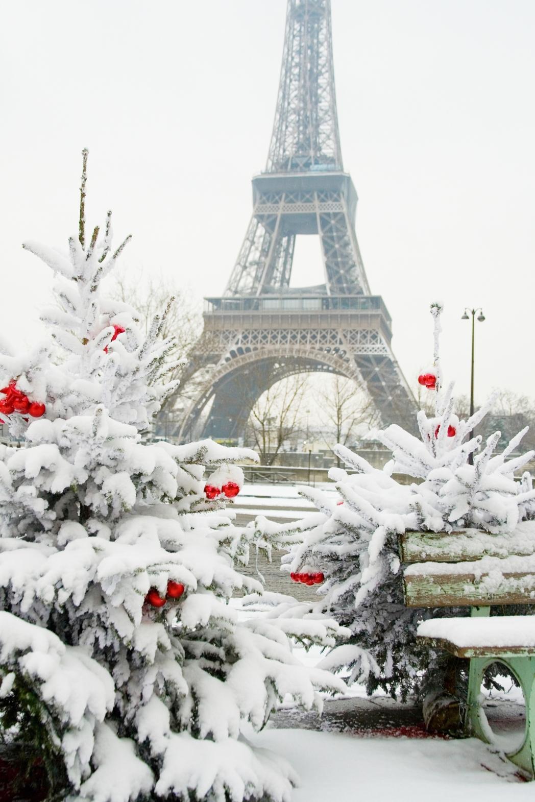 Открытка с новым годом париж, надписью лето любовные