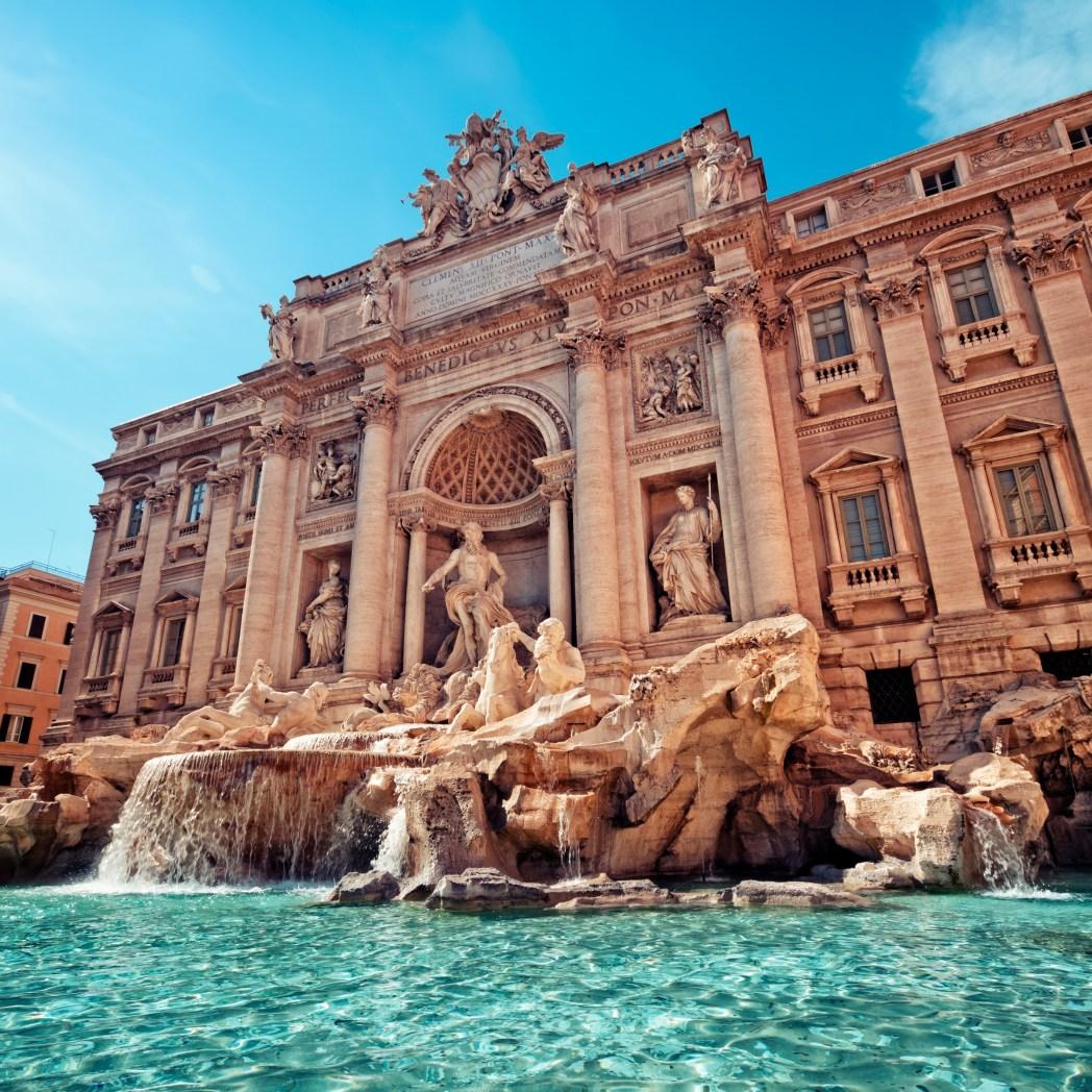 Aşıklar Çeşmesi Roma