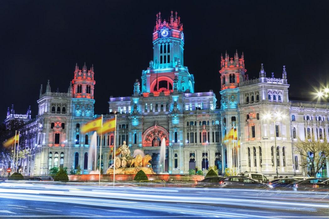 Madrid Yılbaşı