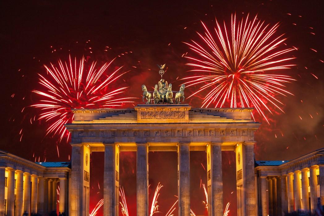 Yeni Yılda Berlin Yılbaşı Kutlamaları