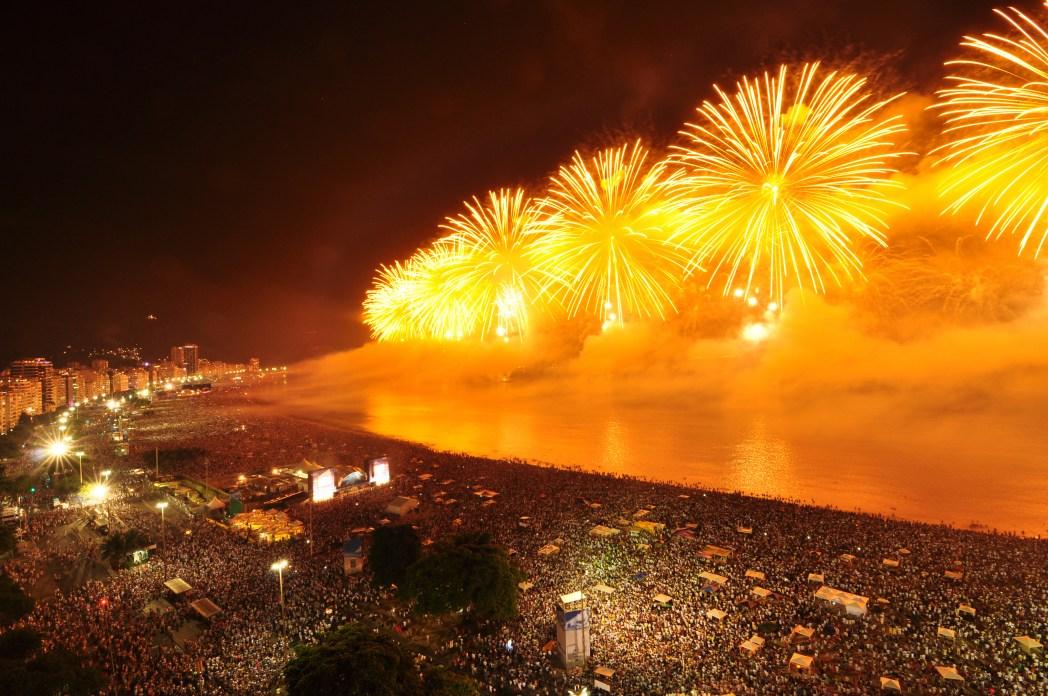 Rio Yılbaşı Kutlamaları