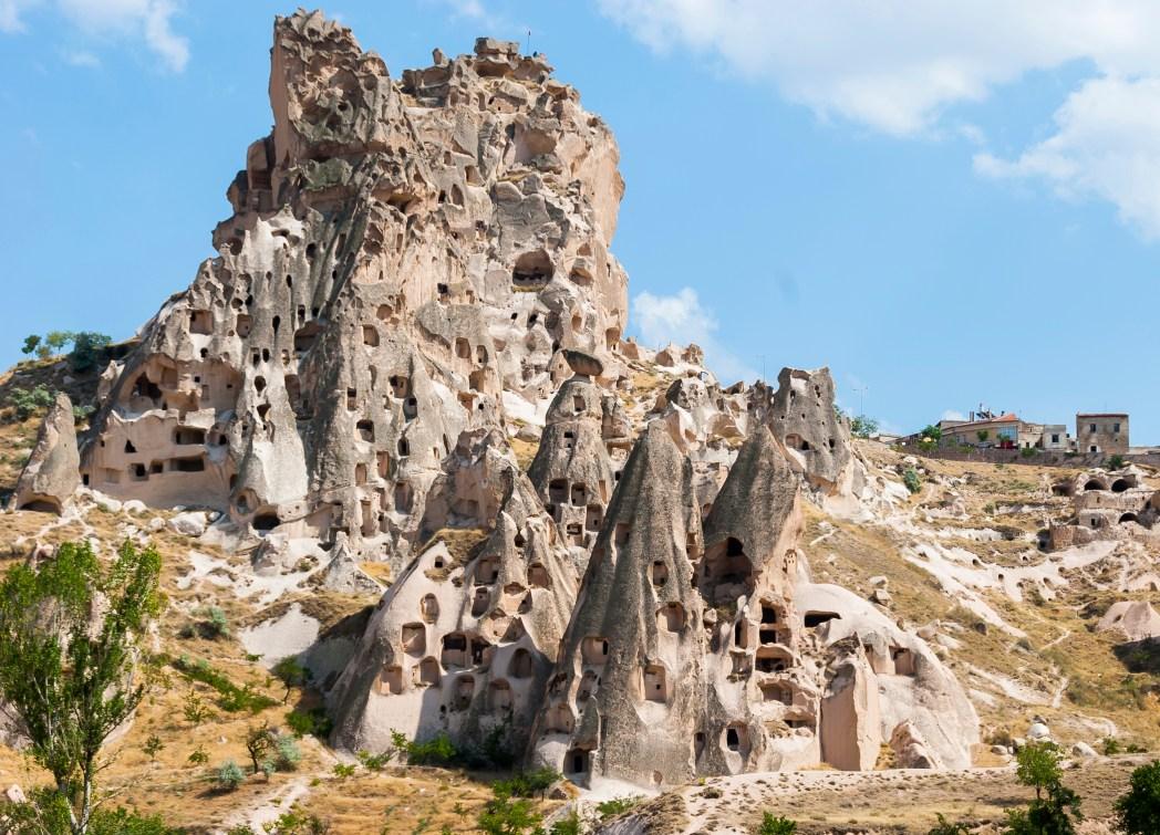 Kapadokya Perib Bacaları Nevşehir