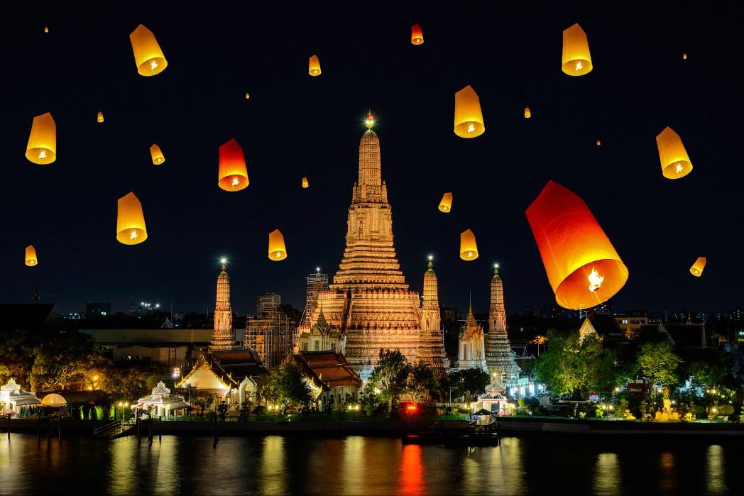 Ucuz Tayland Uçak Bileti