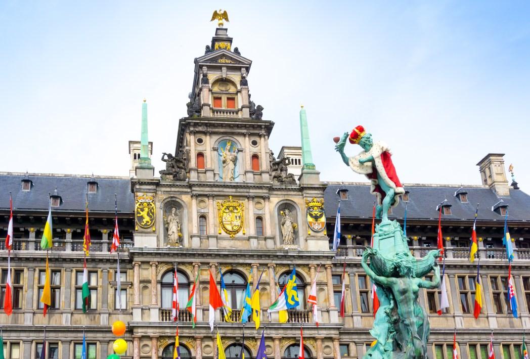 2018'de Gidilecek Yerler: Anvers