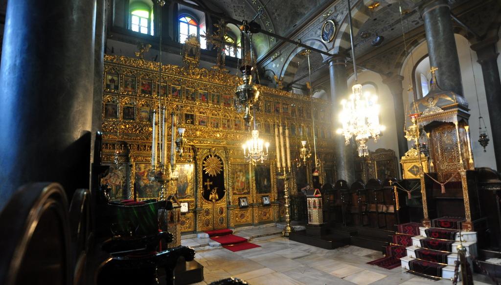 Fener Ortodoks Patrikhanesi