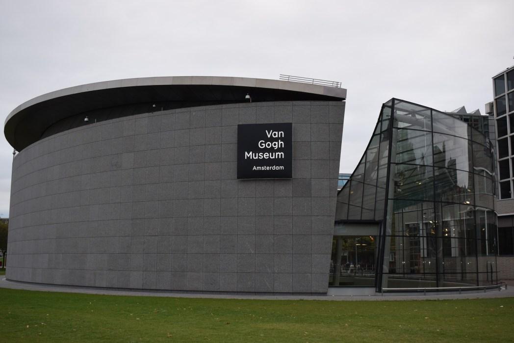 Amsterdam Van Gogh Müzesi