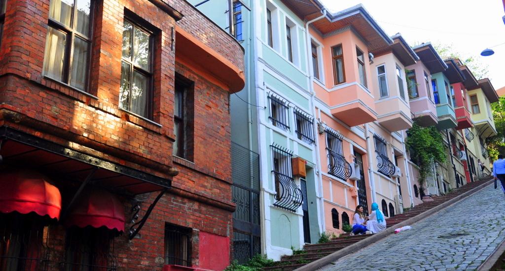 Merdivenli Yokuş - Balat