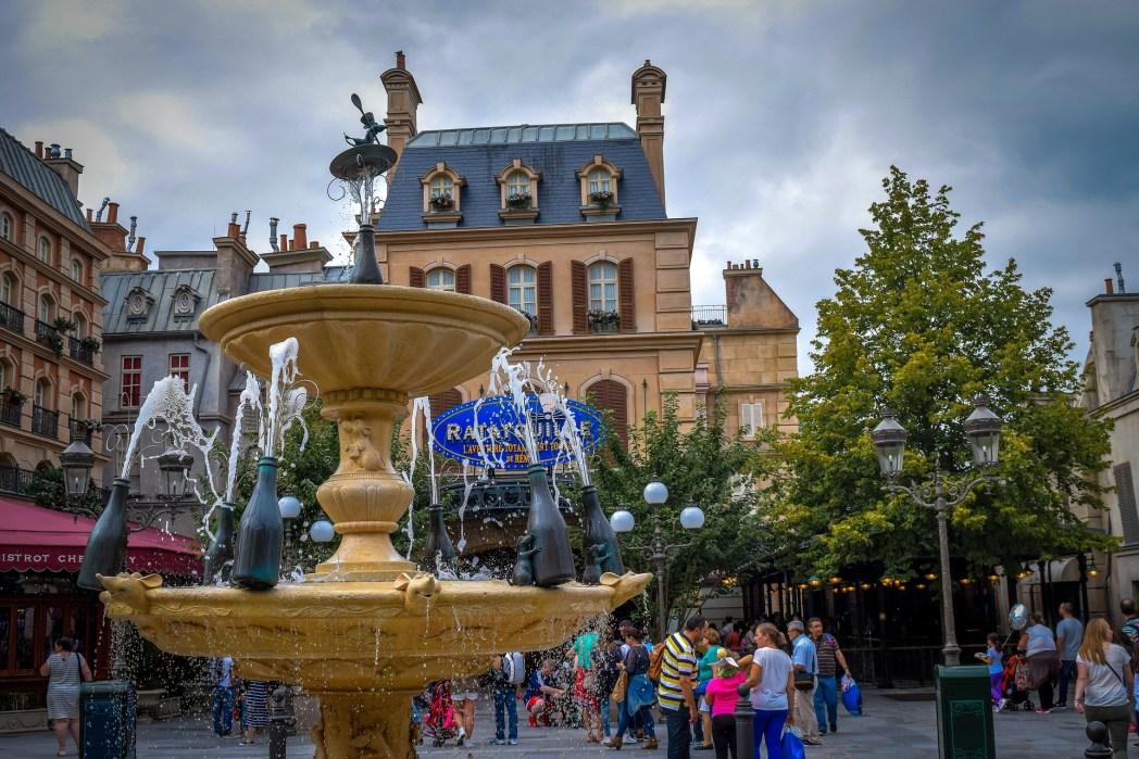 Paris Disney Village